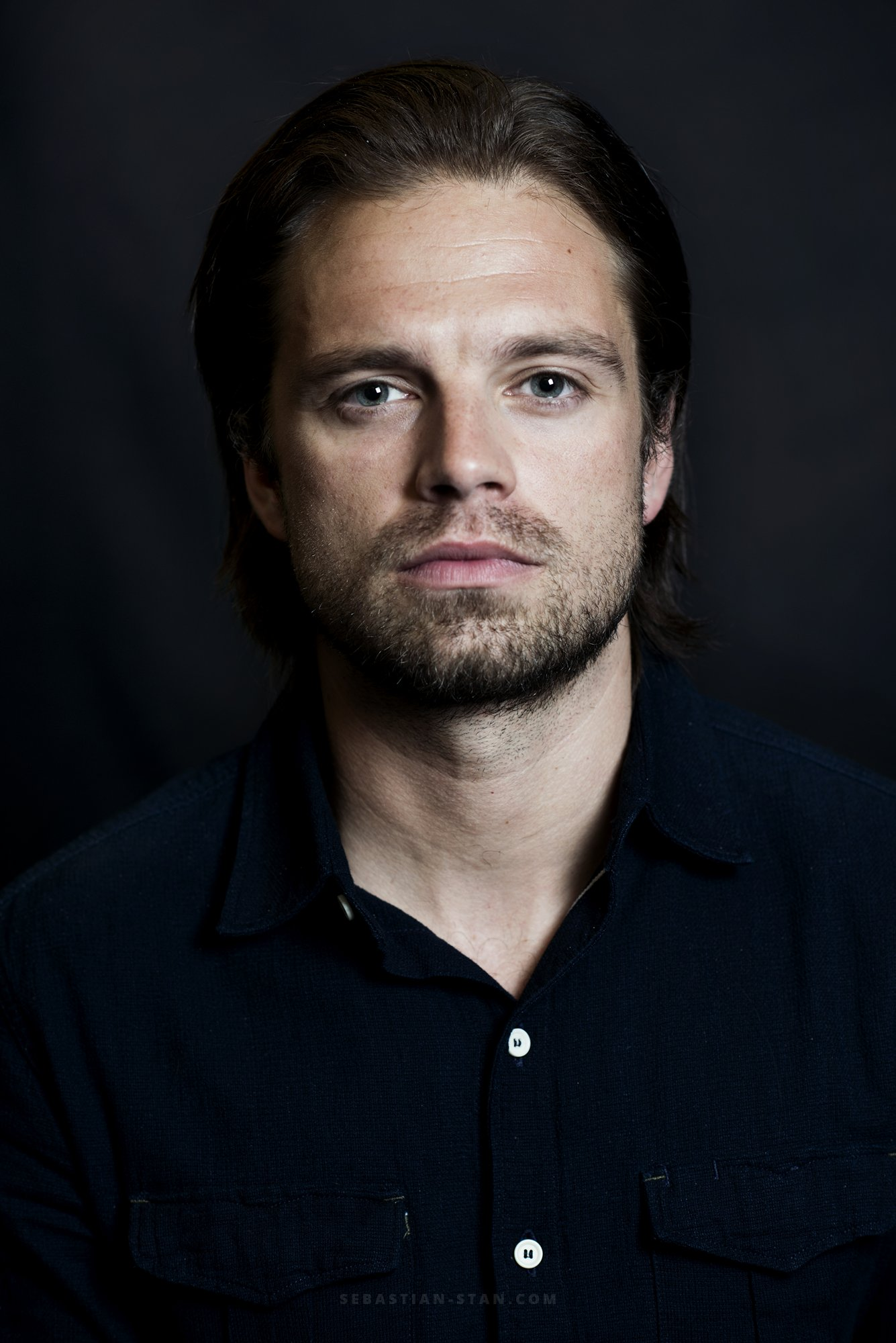 ... Magazine Portrait from TIFF - Sebastian Stan Fan - Sebastian-Stan.com