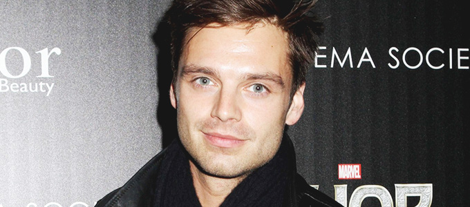 Sebastian Attends Screening of 'Thor: The Dark World' in New York