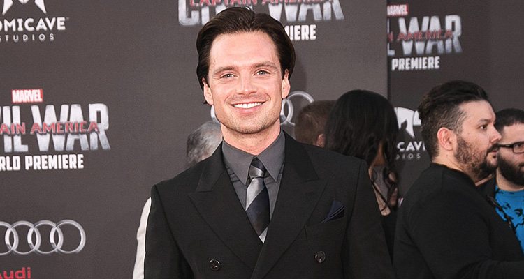 Sebastian Attends Los Angeles Premiere of 'Captain America: Civil War'