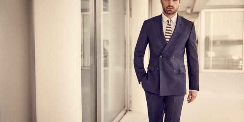 """Sebastian Stan for HUGO BOSS """"Summer of Ease"""" Campaign"""