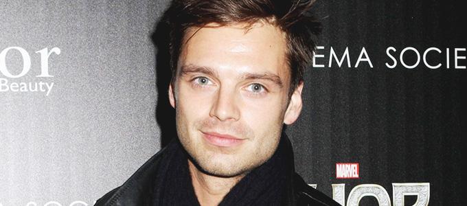 Sebastian Attends Screening of 'Thor: The Dark World' in New York