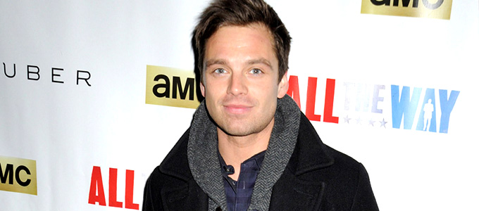 Sebastian Attends Opening Night of Broadway's 'All The Way'