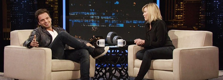 Sebastian Visits Chelsea Lately!