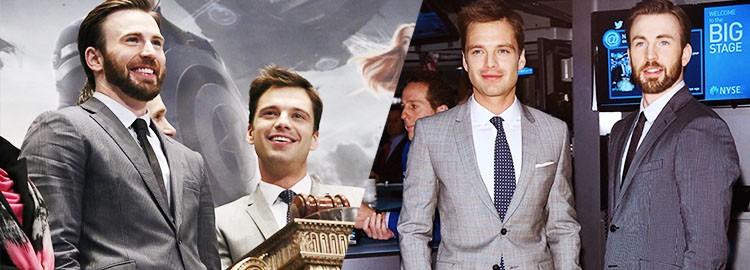Sebastian & Chris Ring The Bell at New York Stock Exchange
