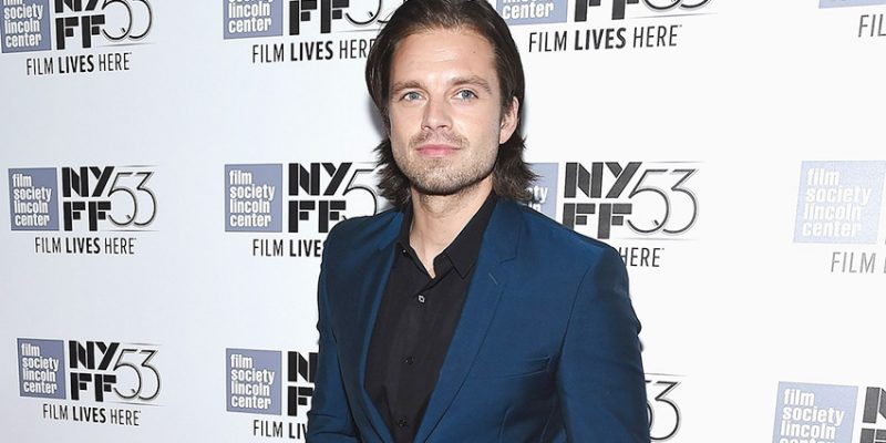 Sebastian Attends 'The Martian' Premiere at the 53rd New York Film Festival