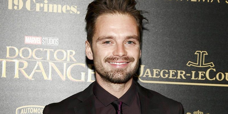 Sebastian Attends New York Screening of Marvel's 'Doctor Strange'