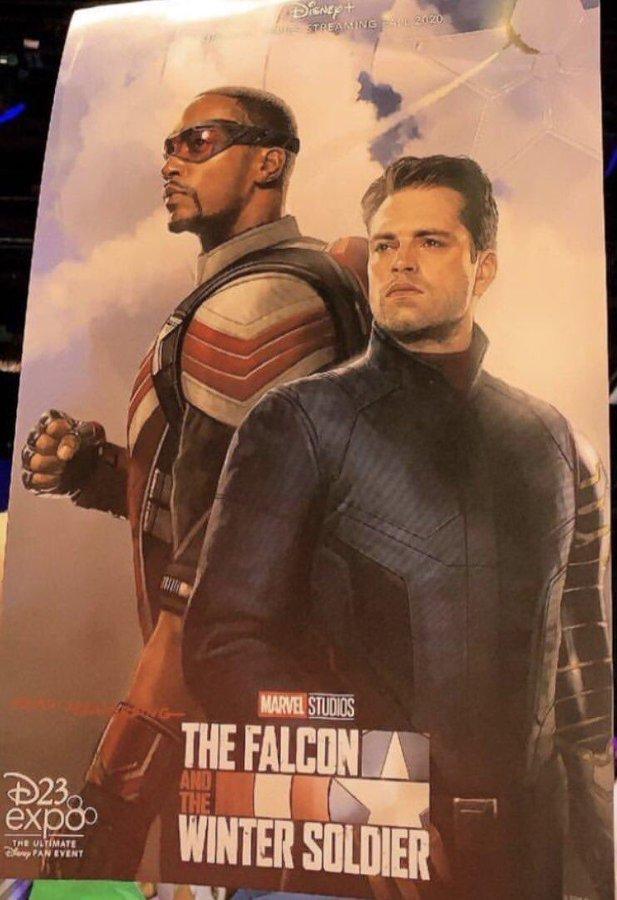 Sebastian Stan Fan Tftws D23expo Poster Sebastian Stan Fan